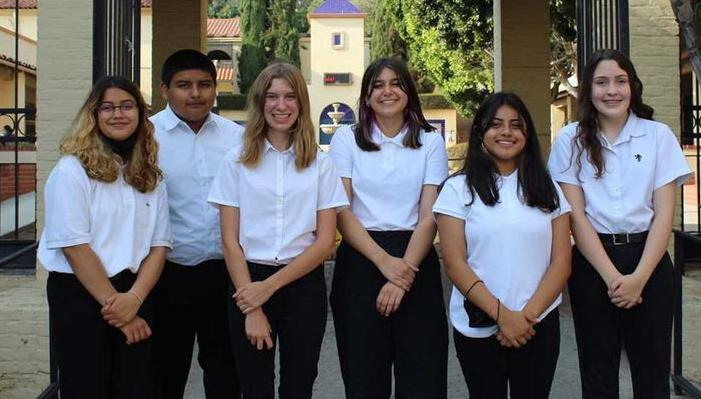 Carpinteria Novice Team