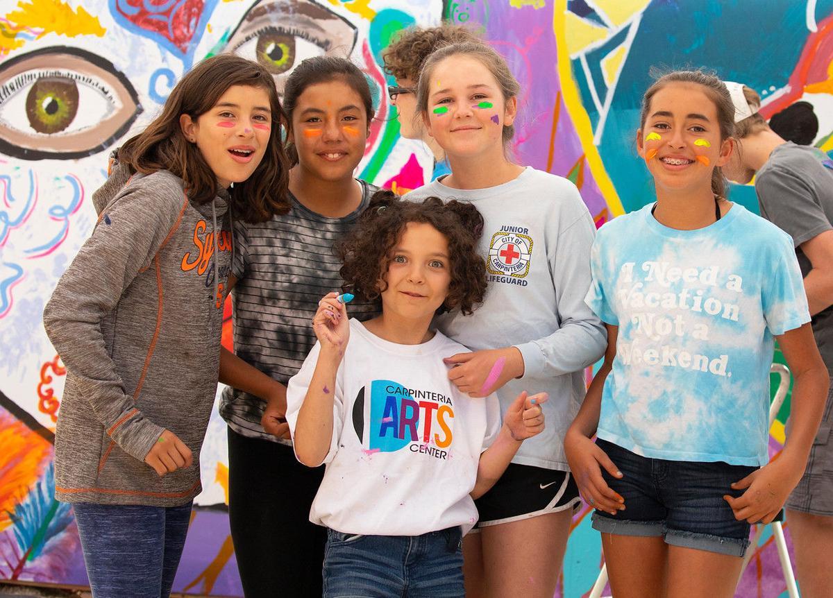 Teen Mural Project