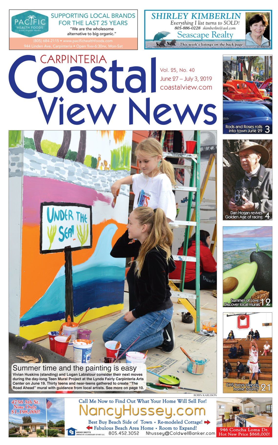 Coastal View News • June 27, 2019