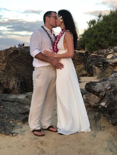 Megan and Brad Ruger