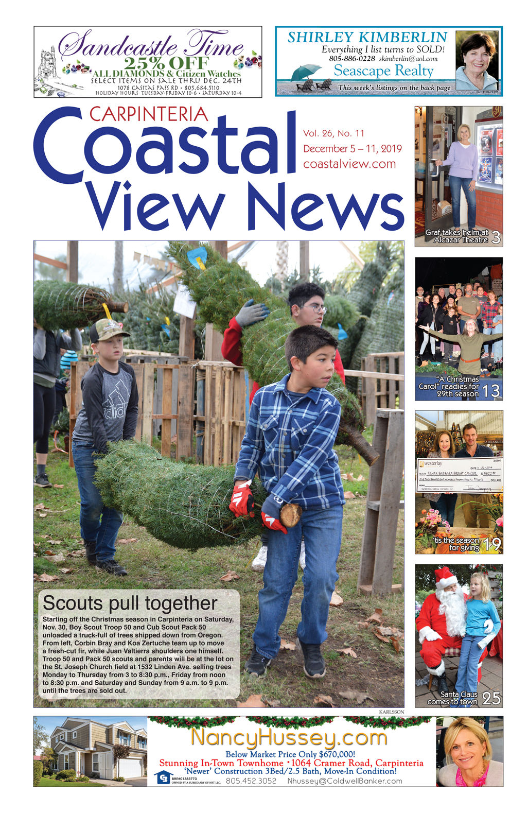 Coastal View News • December 5, 2019