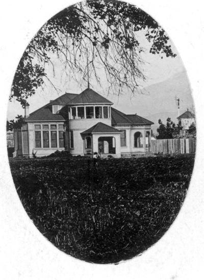 The original Aliso School