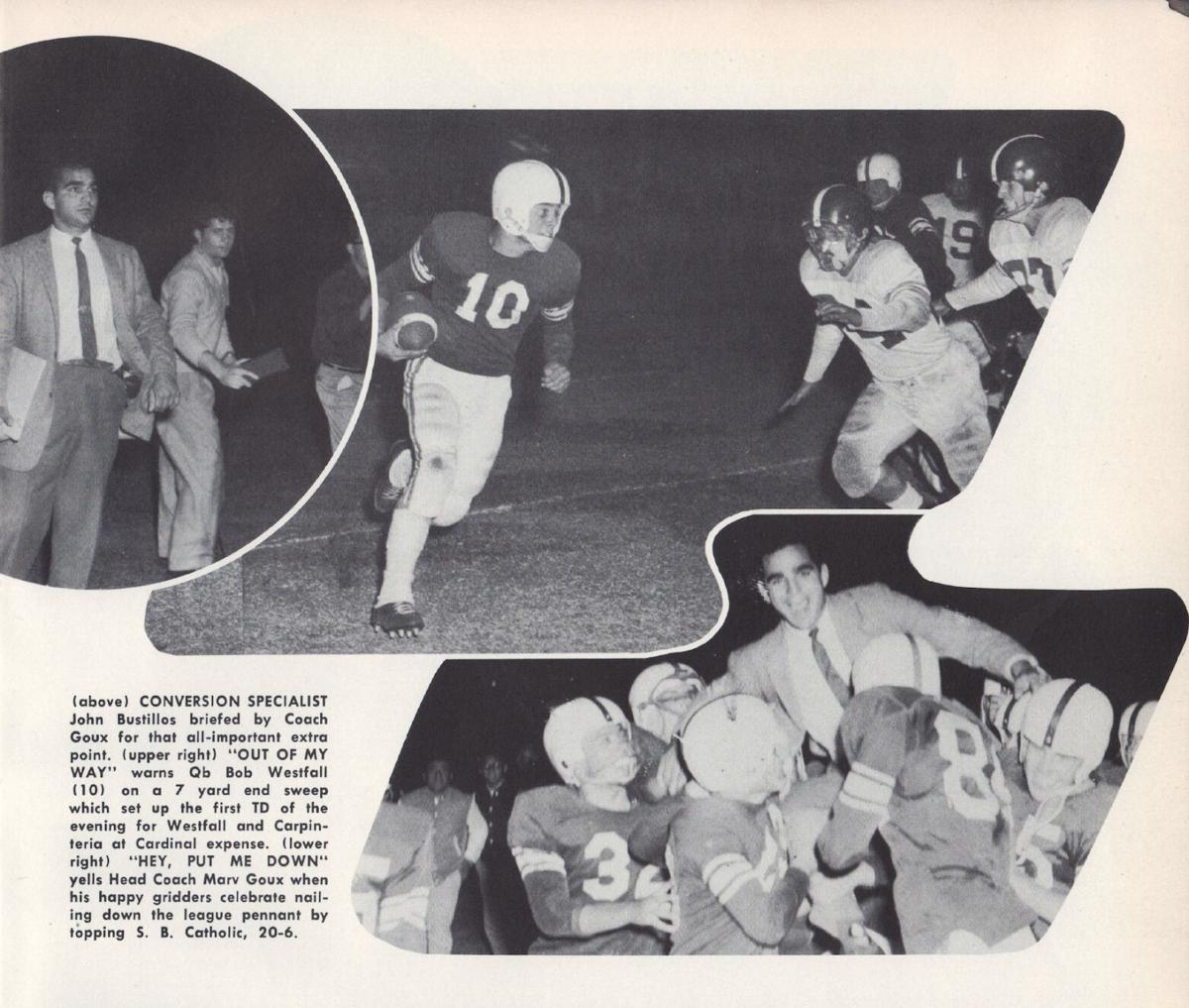 1956-57 Carpinteria High Yearbook