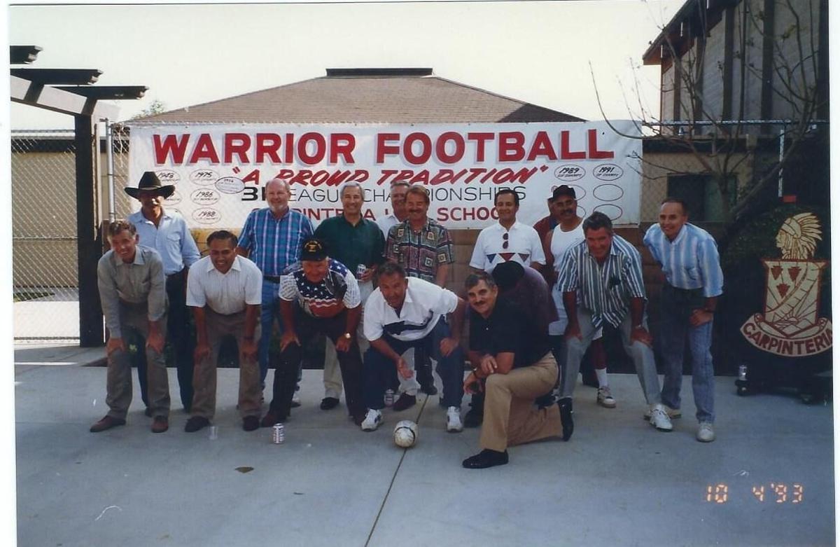 1956 Warriors reunion