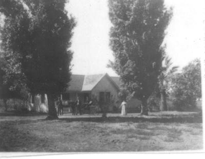 The Ogan house