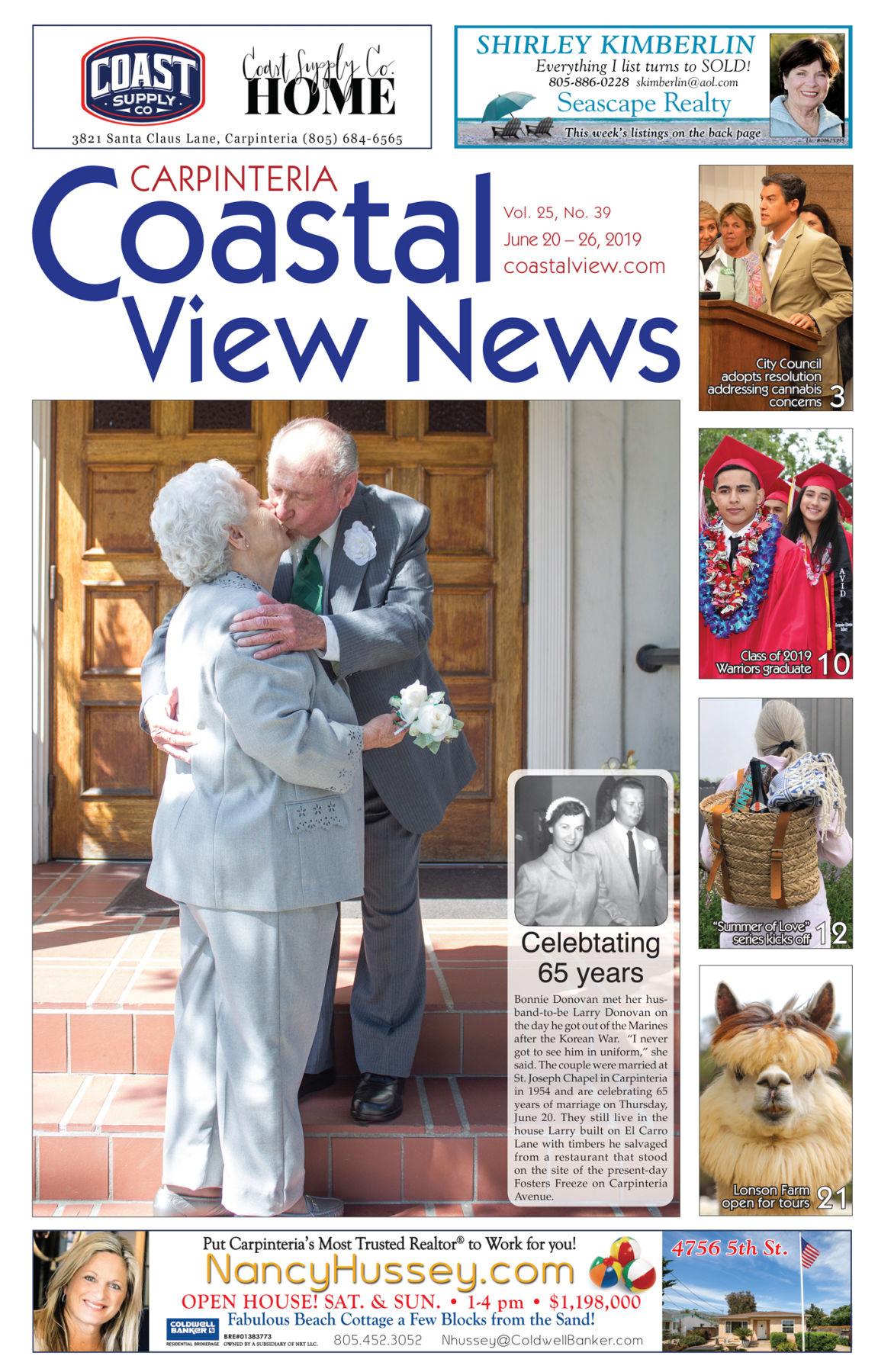 Coastal View News • June 20, 2019