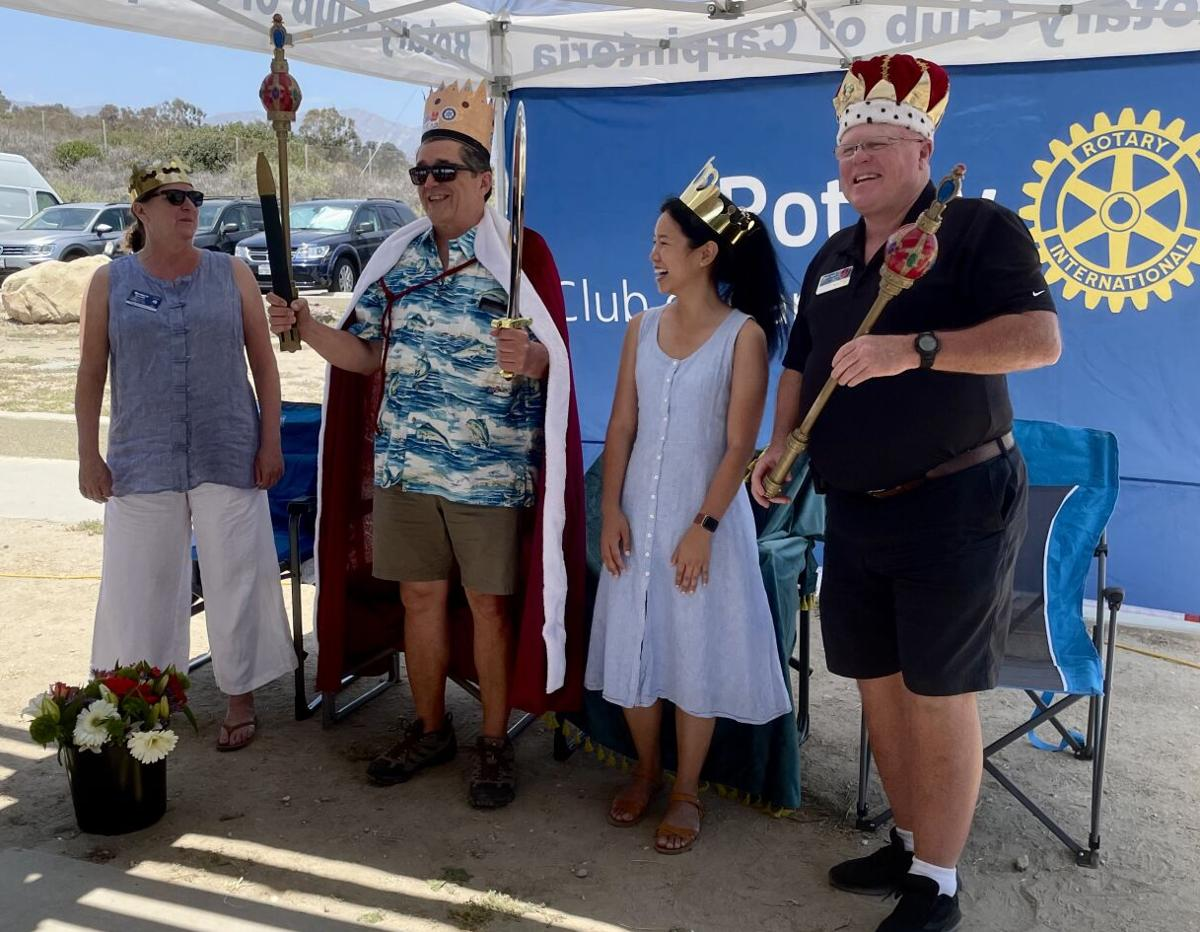 Carpinteria's three chapters of Rotary Club
