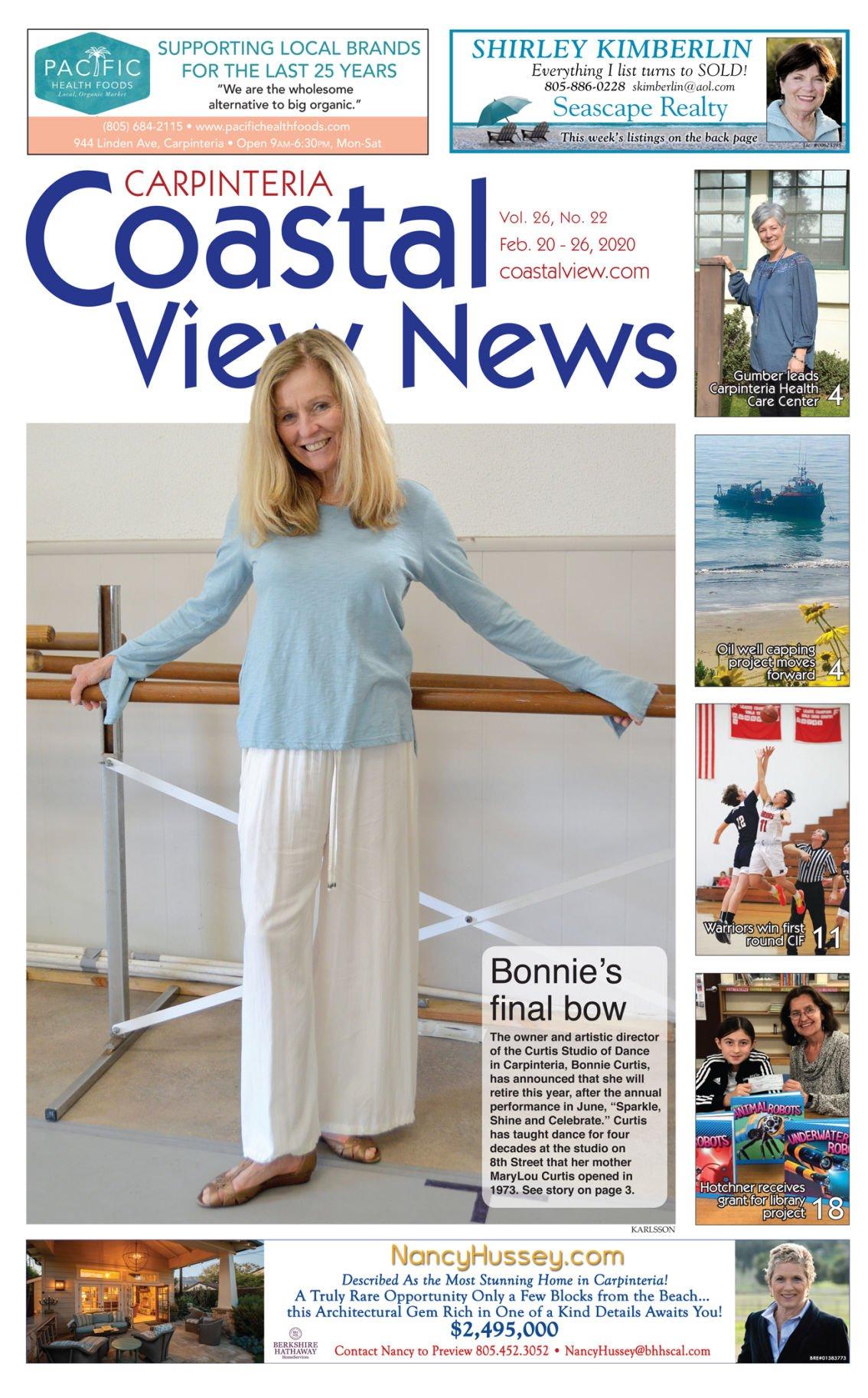 Coastal View News • February 20, 2020