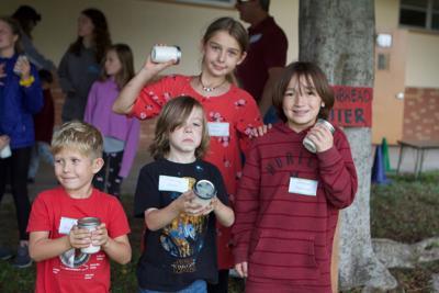 Family School Harvest Festival