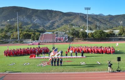 CHS graduation 2021