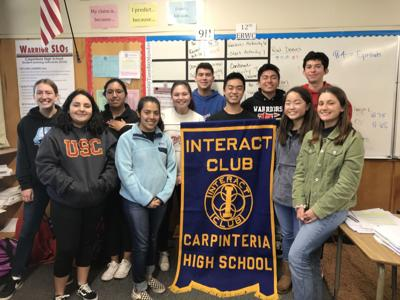 CHS Interact Club