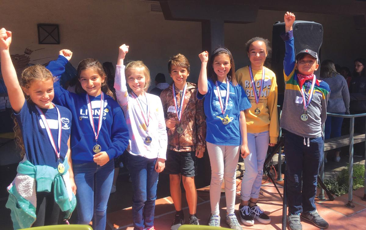 Superior reading comprehension wins the day at Battle of the Books
