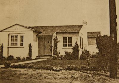 Tennyson house