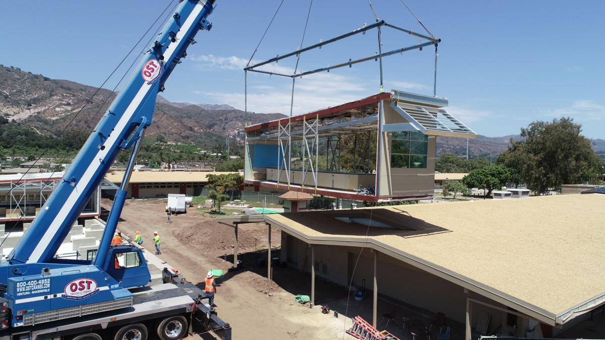 Measure U Update: Gen 7 buildings turn CUSD campuses toward the future