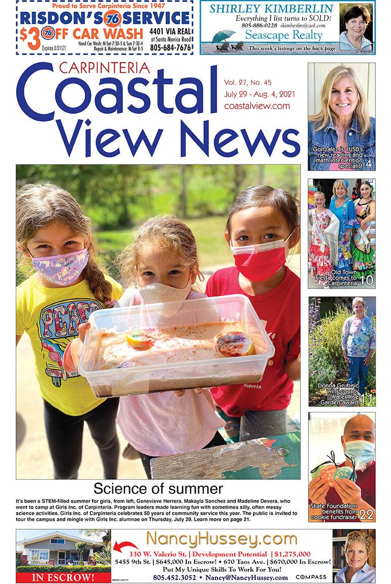 Coastal View News • July 29, 2021