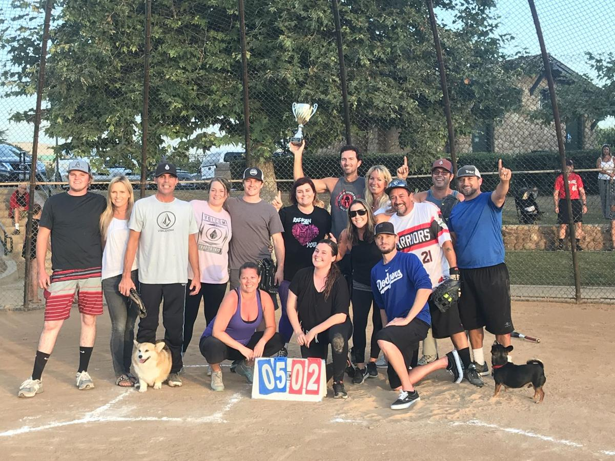 Team GM Construction takes it all in City Co-ed Adult Summer