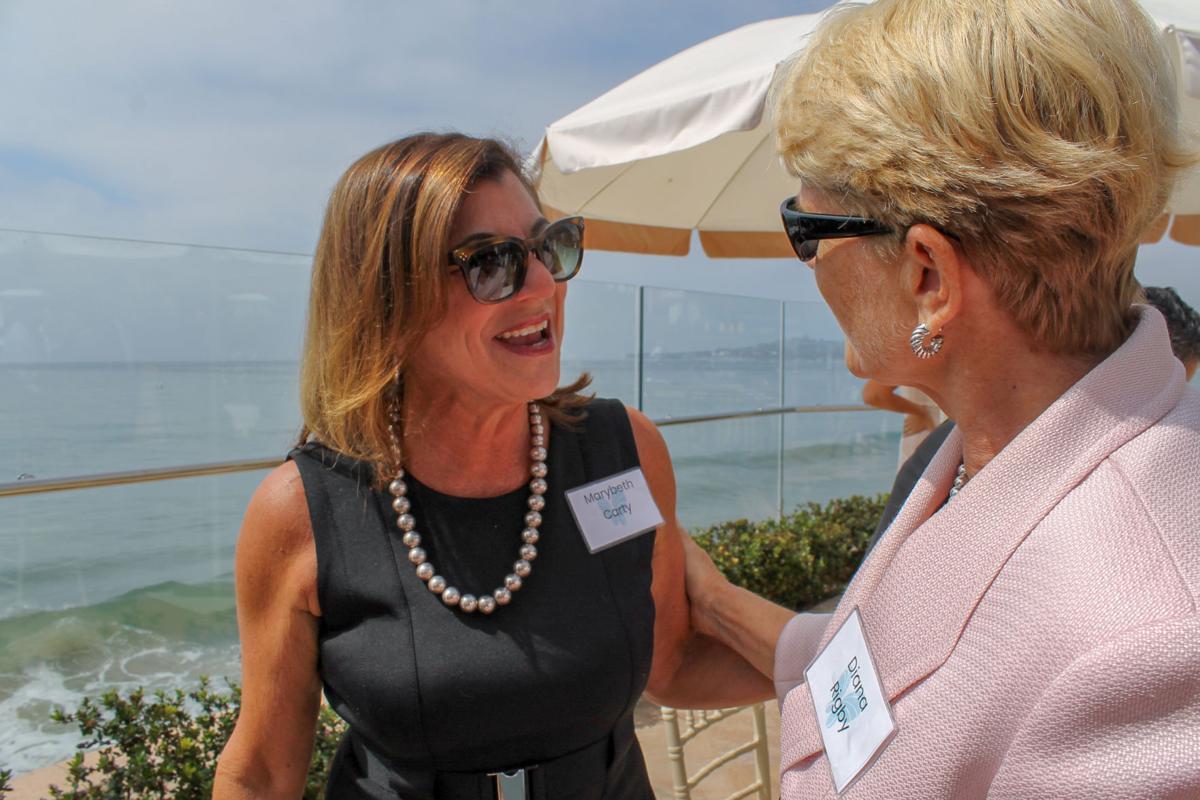 Hospice honors Marybeth Carty