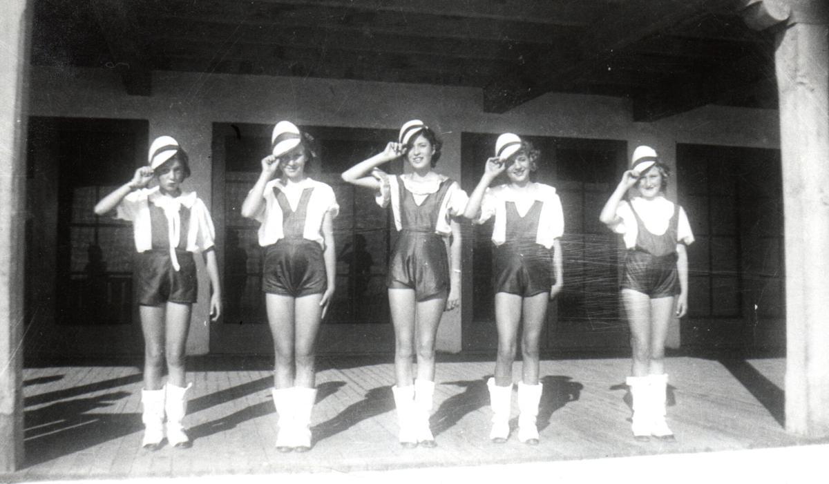 Cerca del Mar in the 1930s
