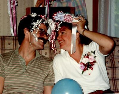 Joe and Kim (Casselman) Franken