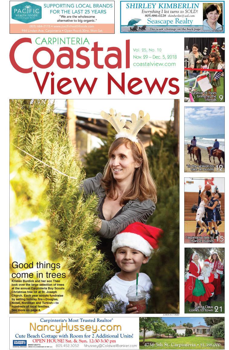 Coastal View News • Nov. 29, 2018