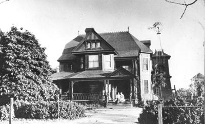 J.B. Andrews home