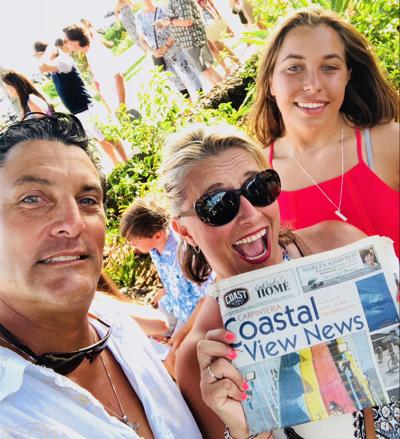 Anthony, Isabel and Jordan Perez