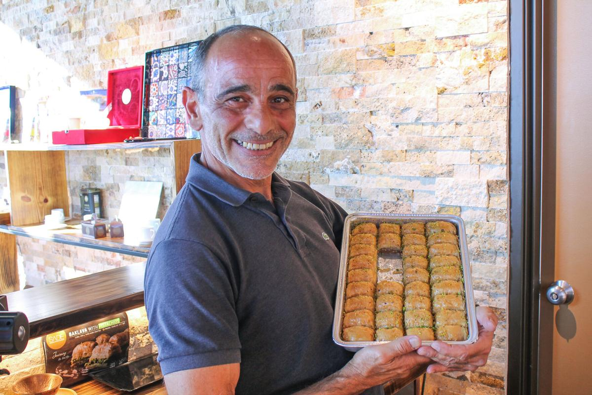Sade Turkish Coffee & Delights