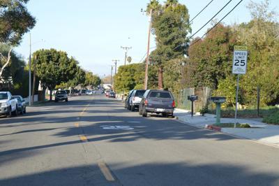 El Carro Lane