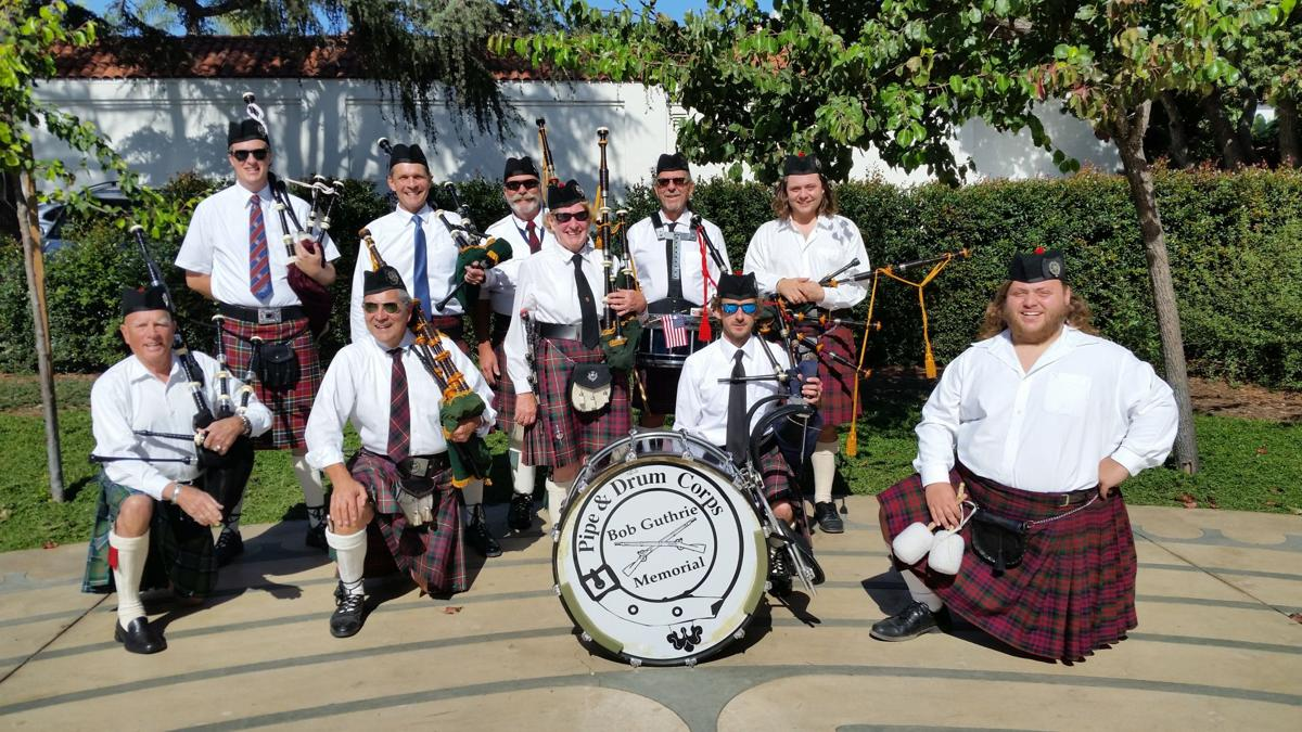 Pipe and Drum Corps
