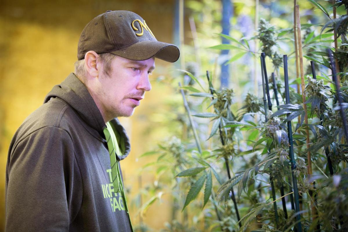 Vancouver Weed Company owner Gary Green feels Washington is unfairly burdening small businesses
