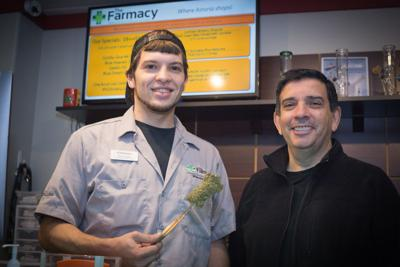 The Farmacy seeks to harvest 15 pounds of marijuana monthly after expansion