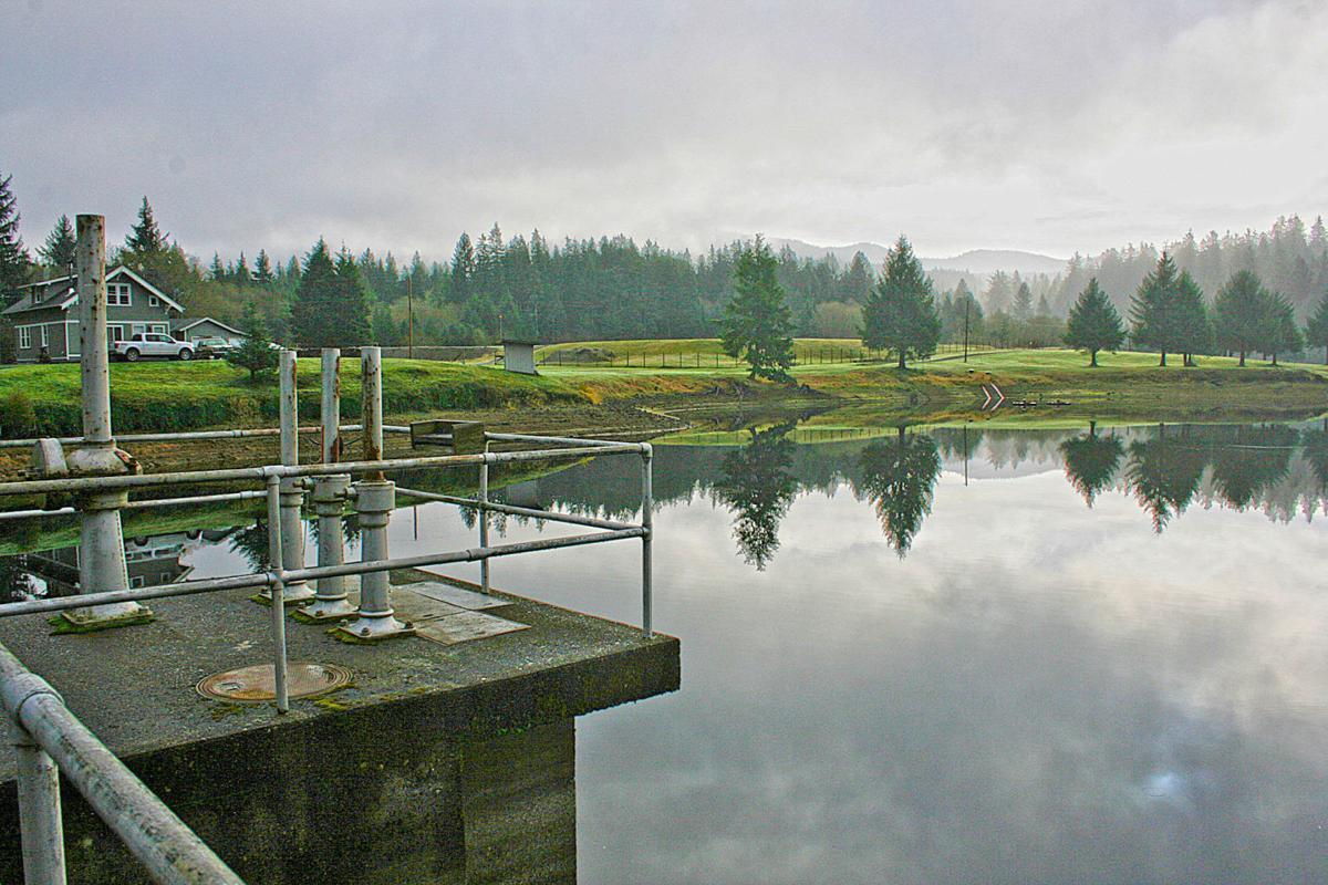 Well Preserved: Bear Creek Dam and Bear Creek watershed