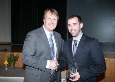 BPA honors West, Astoria graduate