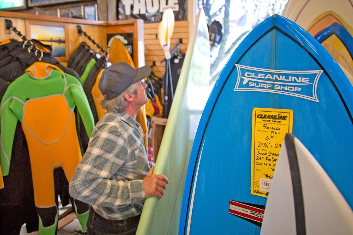 Meet the Merchant: Selling surf gear since 1980