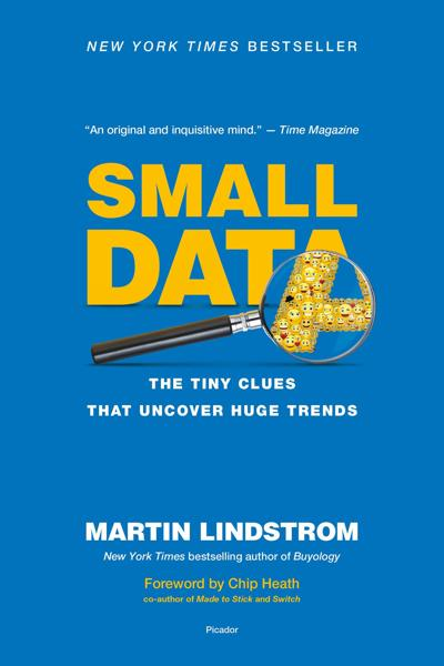 Business Bookworm: 'Small Data' makes big difference