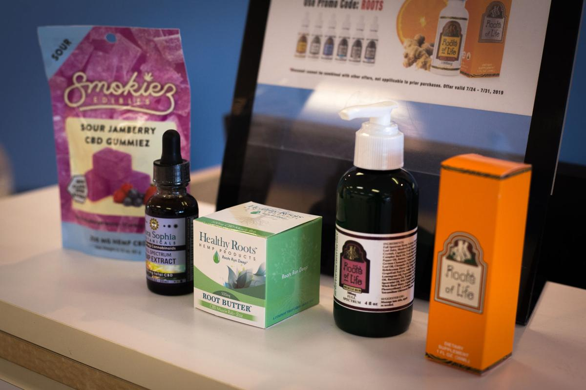 CBD products come in a vast array of forms