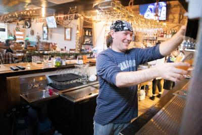 World's End Public House owner Bryan Carr has expanded the menu and started offering weekly craft beer specials