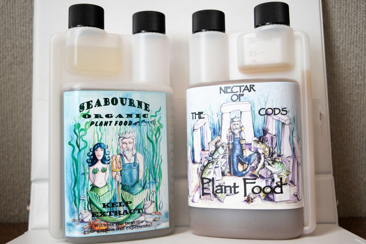 Seabourne Organic Plant Food