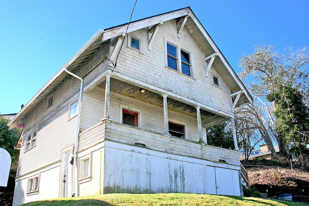 James & Mary Johnson Residence