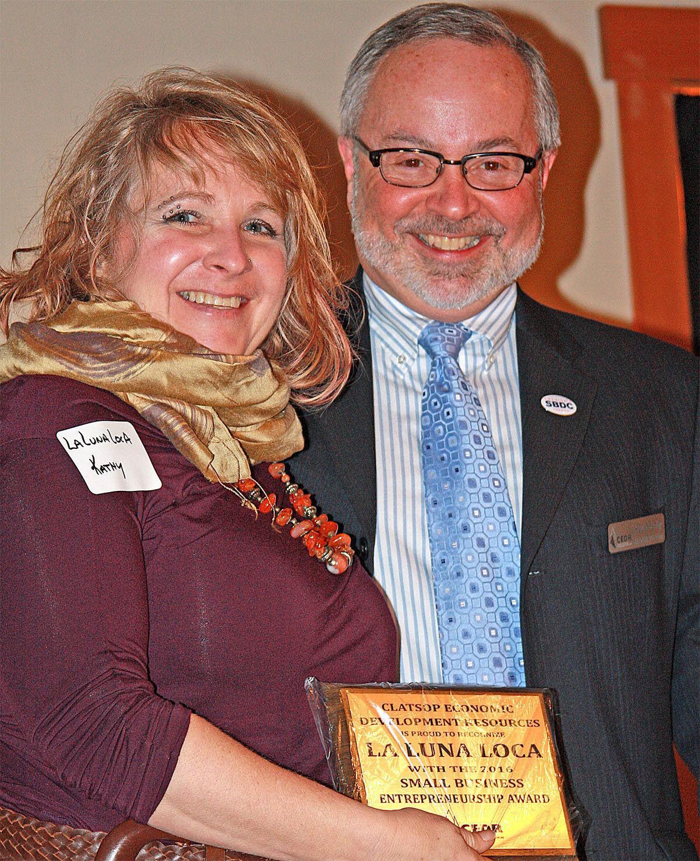 Entrepreneurship: Small Business Award