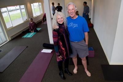 RiverZen opens new yoga studio in Ilwaco