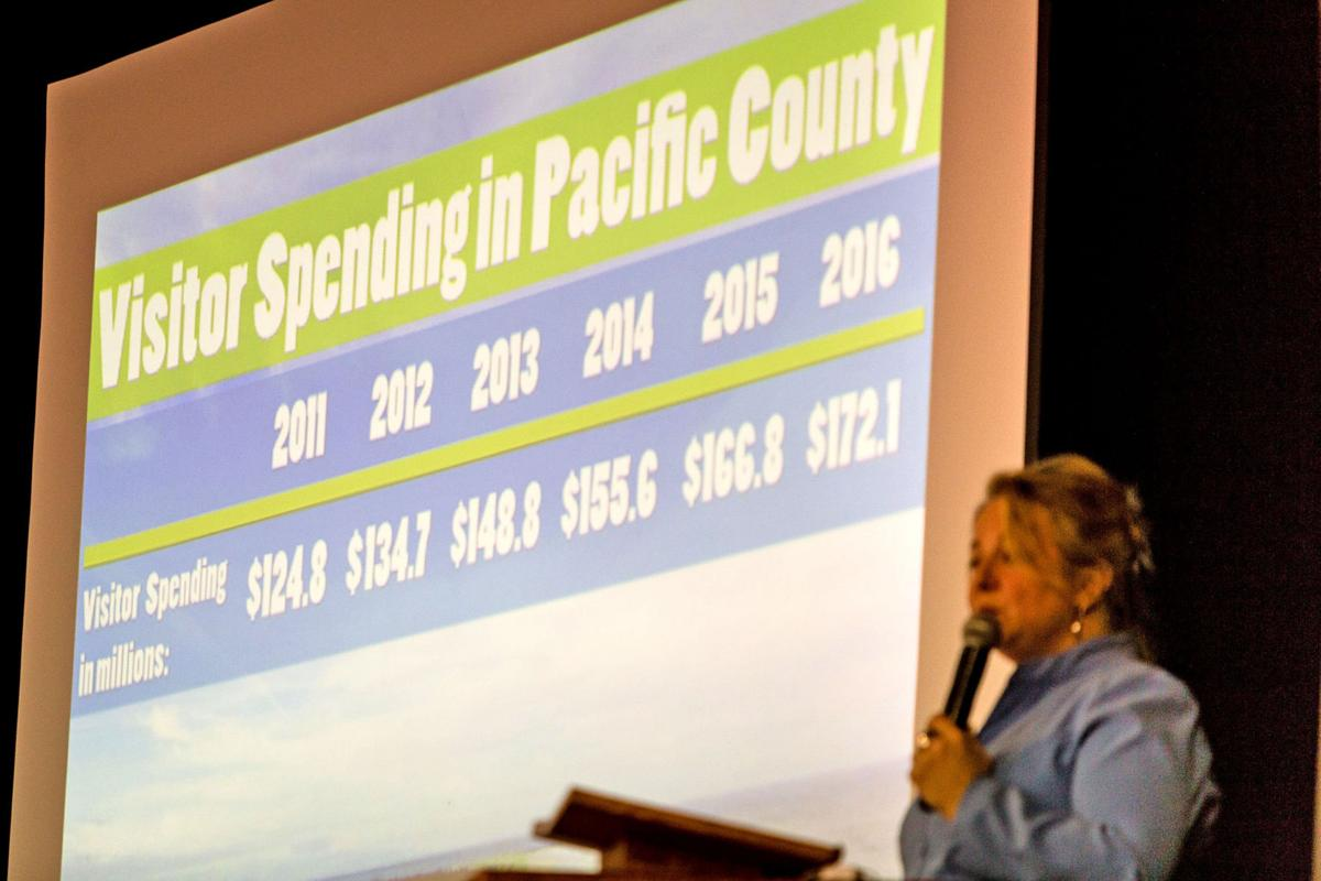 Pacific County boasts record-setting visitor spending