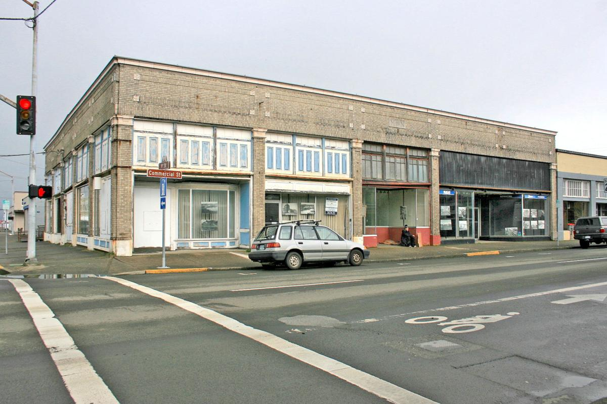 Mary & Nellie Building