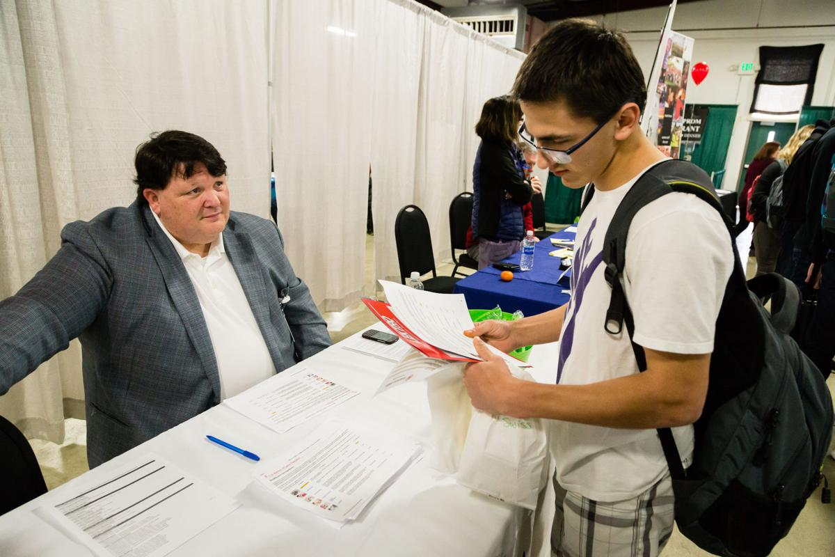 Clatsop County Career & Job Fair:  Job seekers and industries unite
