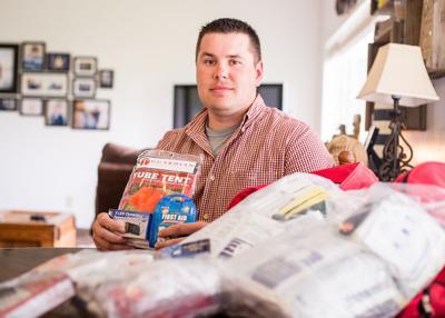 Coastie offers emergency-preparedness products, service