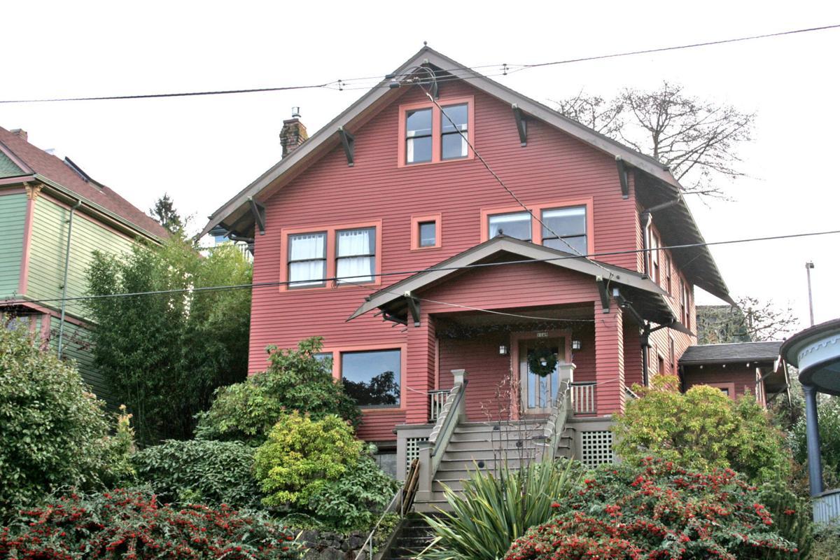 Well Preserved: 12th & Grand Avenue Rentals Astoria, Oregon