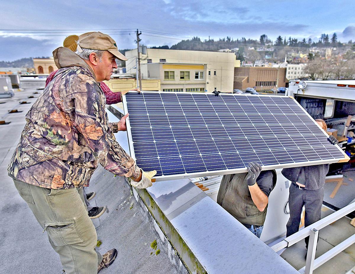 Solar install 2