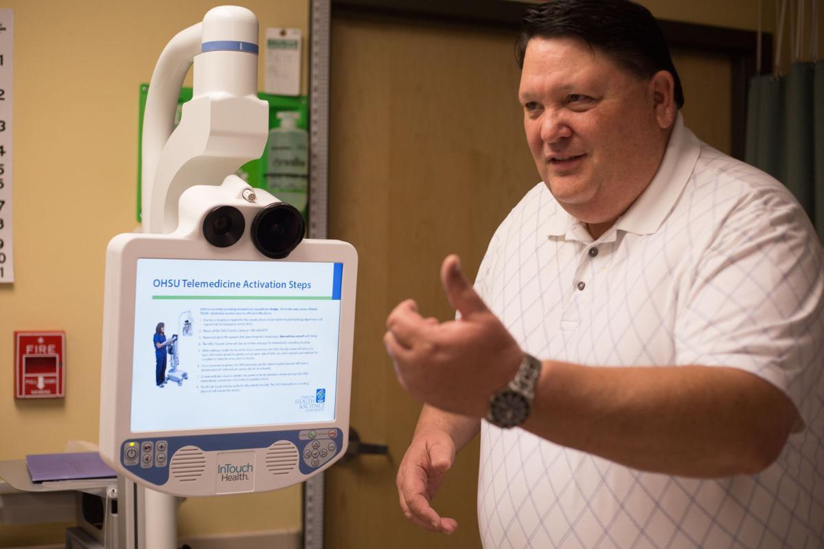 Saving lives and sparing travel:  Telemedicine technology bridges gap