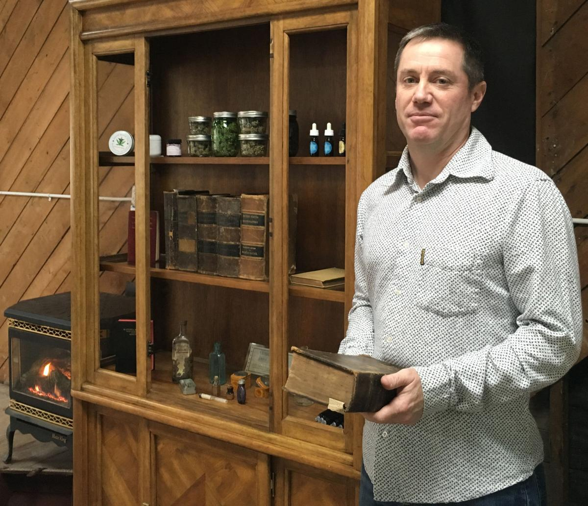 Cannabis store coming to Chinook