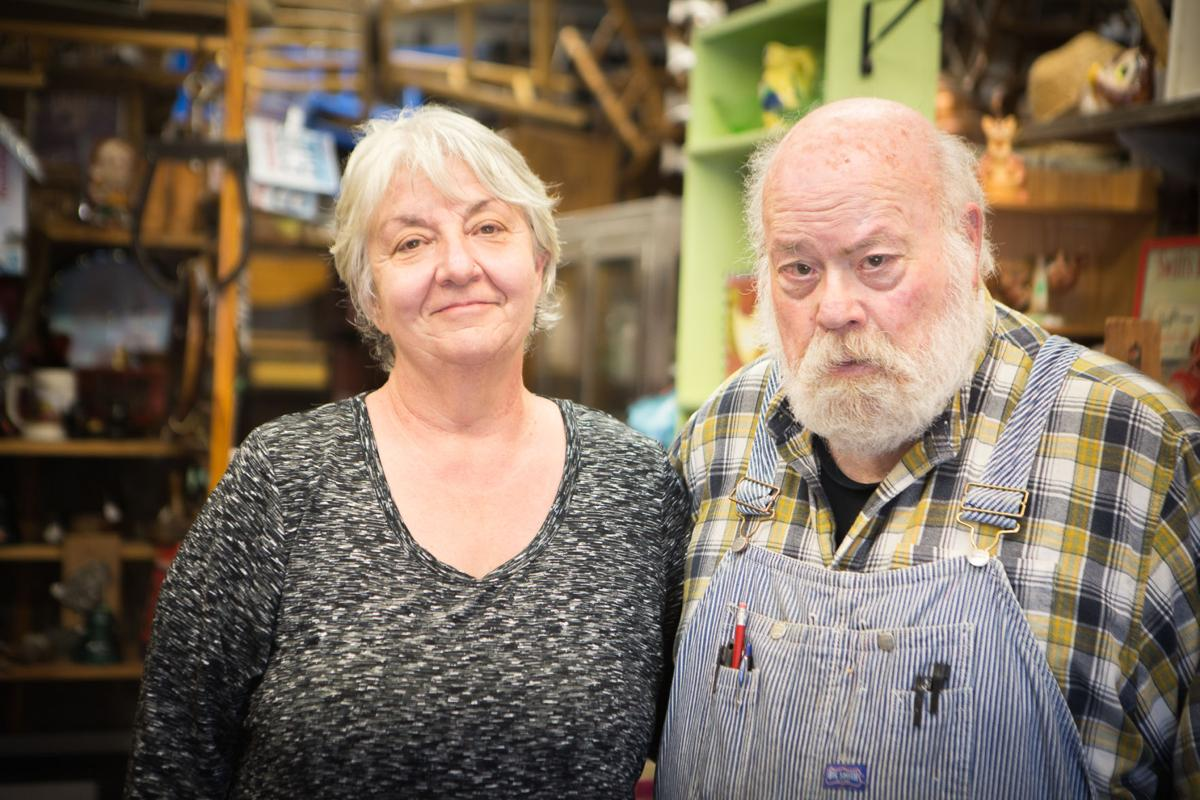Mary and Skip Wilson married in 1996, a year before opening Bay Trader together